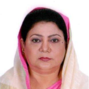 Professor Dr. Shireen Akhter (Vice-Chancellor)